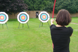 archery games event