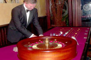 Roulette Table for hire