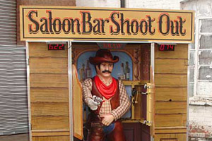 Saloon Bar Shoot-Out