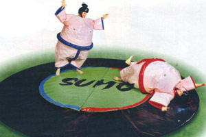 Sumo suits for hire